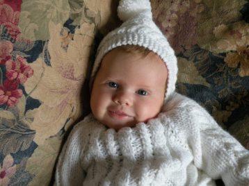 What a precious face!